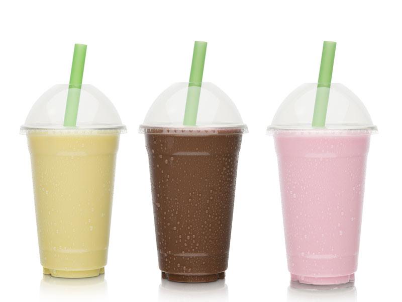 American Ice-Cream Shakes